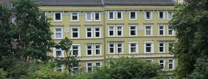 Portugiesen-Viertel is one of Locais salvos de marnie.