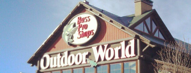 Bass Pro Shops is one of G's Liked Places.