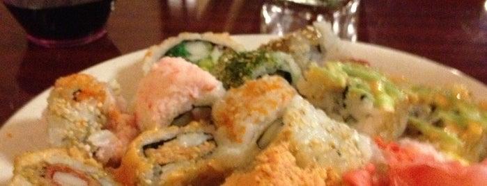 Hibachi Grill & Supreme Sushi Buffet is one of Tempat yang Disukai Joseph.