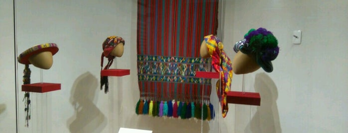 Centro de Textiles del Mundo Maya is one of Alanさんのお気に入りスポット.