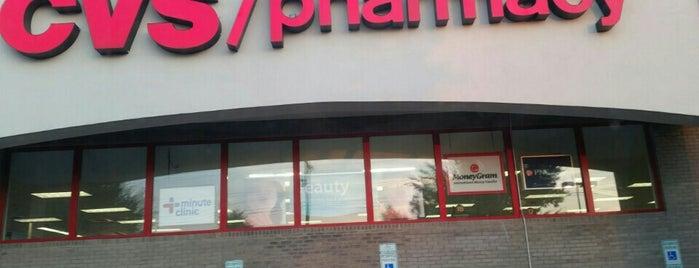 CVS pharmacy is one of Raine : понравившиеся места.