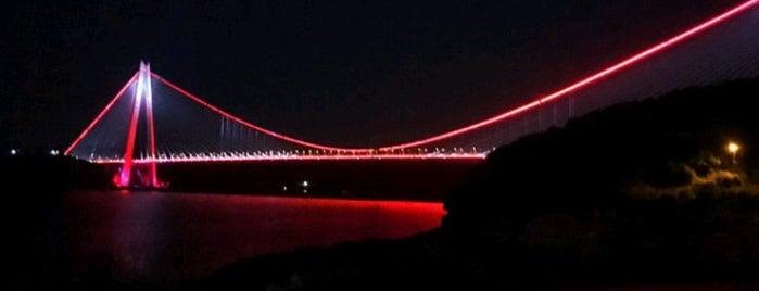 istanbul sarıyer  garipçe is one of สถานที่ที่ Ali Can ถูกใจ.