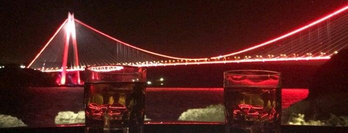 istanbul sarıyer  garipçe is one of Ali Can 님이 좋아한 장소.