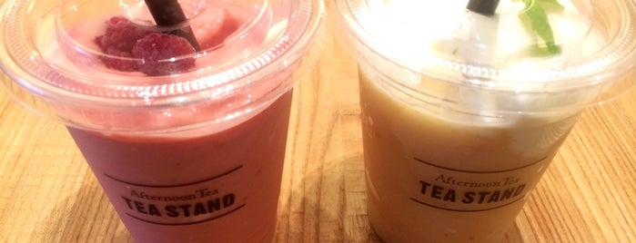 Afternoon Tea TEASTAND is one of Tempat yang Disukai DJ.