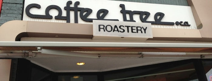 Coffee Tree Roastery is one of Indie Coffee Shops in Toronto.