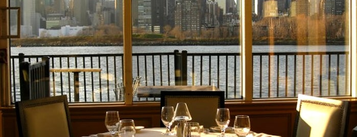 Water's Edge is one of NYC Restaurant Week 2014 – Uptown.