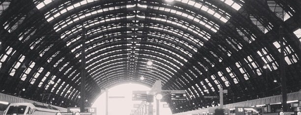 Stazione Milano Centrale is one of Where to go in Italy.