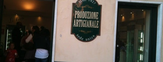 Amedeo Antica Gelateria is one of Italy.