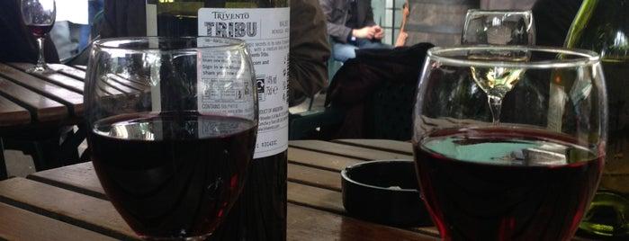 Gordon's Wine Bar is one of London food.