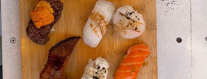 Sushi on Jones is one of New York City.