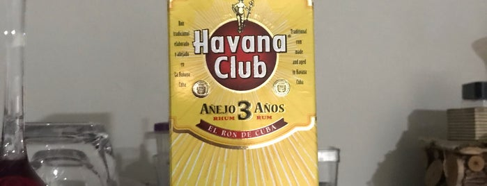 Havana Club Rum Museum is one of CUBA THINGS TO DO.