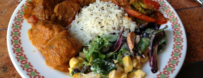 Indian Garden Restaurant is one of Chicago Eats.