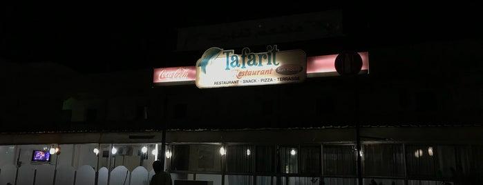 Tafarit is one of Artemy'in Beğendiği Mekanlar.