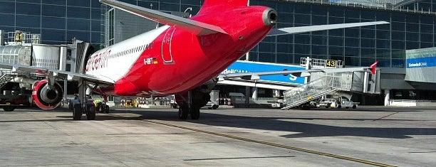 Aeroporto de Alicante-Elche (ALC) is one of Airports (around the world).