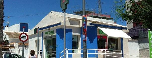 Farmacia Mil Palmeras is one of Lugares favoritos de Mikel.