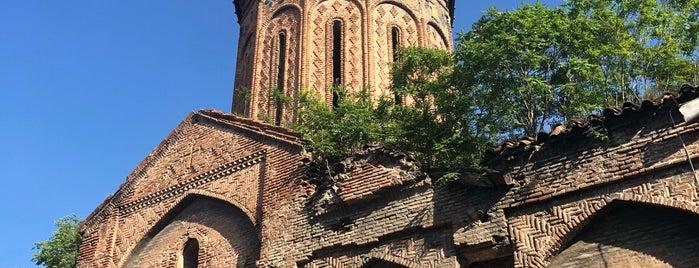 სურბ ნიშანი is one of Tbilisi.