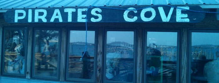 Pirate's Cove Marina & Restaurant is one of Gulf Shores AL.