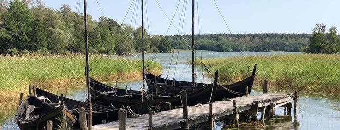 Birka is one of Tempat yang Disimpan Hans-Henrik T.