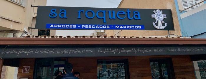 Sa Roqueta is one of Europe 🌍.