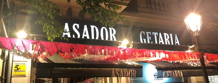 Asador Getaria is one of Iñigo 님이 좋아한 장소.