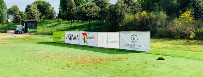 Real Club de Golf El Prat is one of MWC.