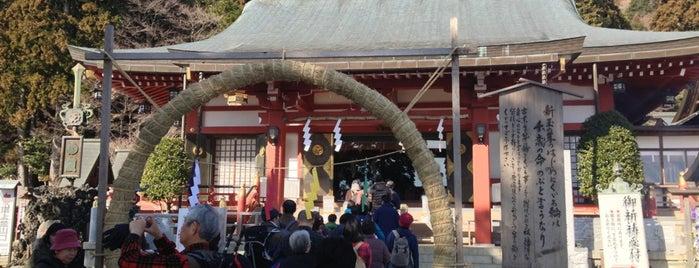 大山阿夫利神社下社 is one of 丹沢・大山.
