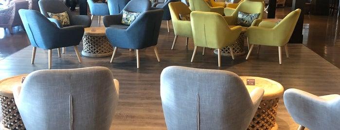 Salon De Mai Business Lounge is one of International Airports.