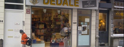 Dédale is one of Gifts.