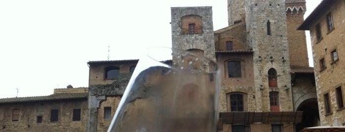 Bar con Ristoro Torre Guelfa is one of ristoranti.