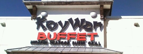 KoyWan Hibachi Buffet is one of FOOD.