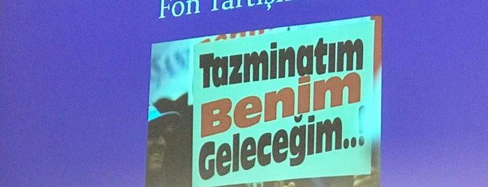 TMMOB Bilgisayar Mühendisleri Odası is one of Lugares favoritos de Uğur.