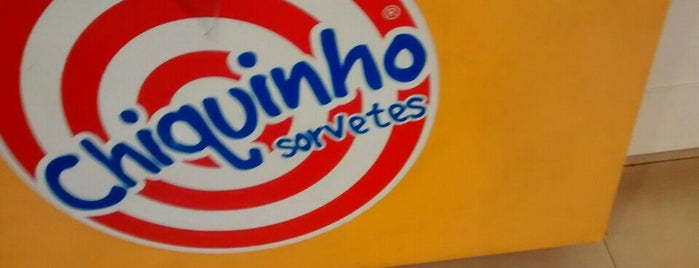 Chiquinho Sorvetes is one of Felipeさんのお気に入りスポット.