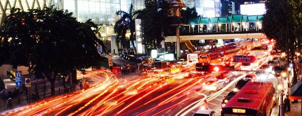 centralwOrld is one of bkk.