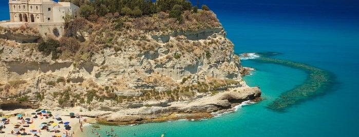 Calabria: la costa tirrenica