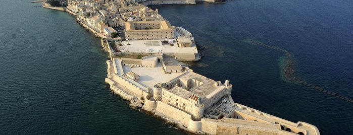 Siracusa is one of Grand Tour de Sicilia.