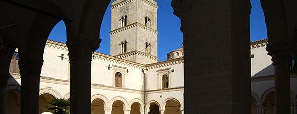 Montescaglioso is one of Gioielli d'Italia.