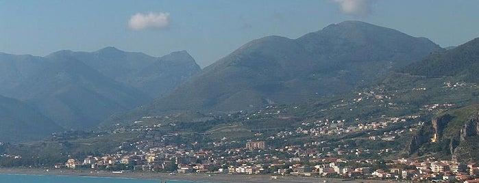 Praia a Mare is one of Calabria: la costa tirrenica.