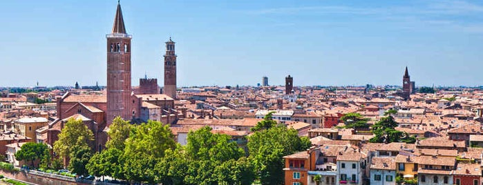 Verona is one of Veneto best places.