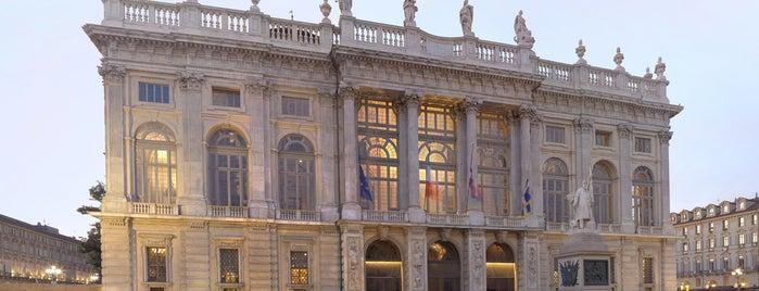 Palazzo Madama - Museo Civico d'Arte Antica is one of Le Residenze dei Savoia - Piemonte.