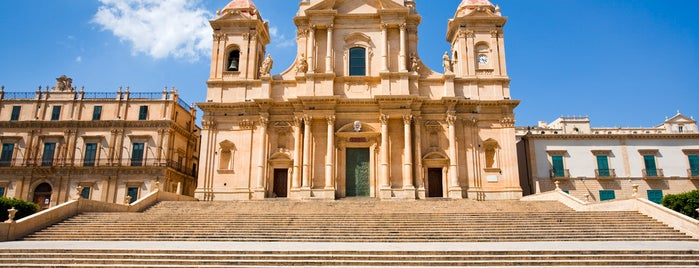 Unesco - Late Baroque Towns of the Val di Noto (South-Eastern Sicily) is one of Grand Tour de Sicilia.