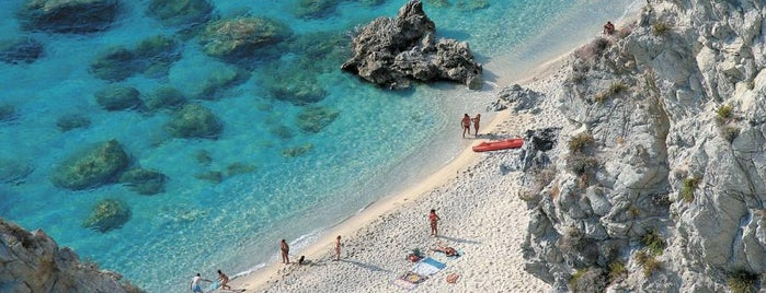 Capo Vaticano is one of italy.