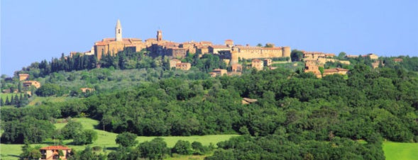 Pienza is one of Gioielli d'Italia.