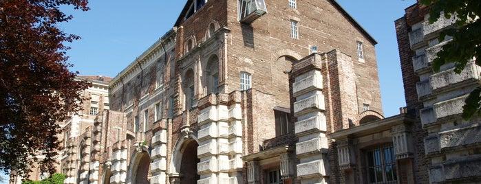 Castello di Rivoli - Museo d'Arte Contemporanea is one of Le Residenze dei Savoia - Piemonte.