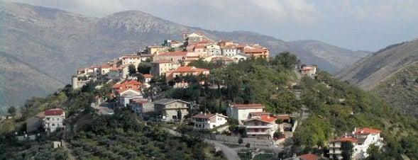 Campodimele is one of Gioielli d'Italia.