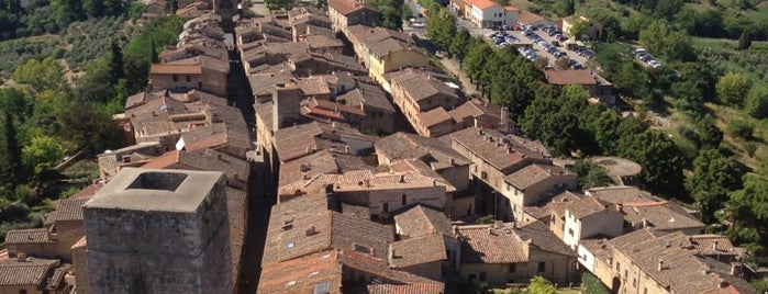 Torre Grossa is one of Toscany.