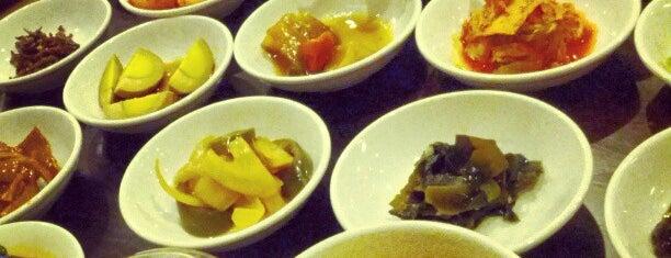 Chang Jing Korean BBQ is one of Tempat yang Disimpan Bennett.