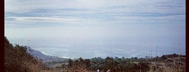 Burma Road Trail is one of Hiking - LA - South Bay - OC - etc..