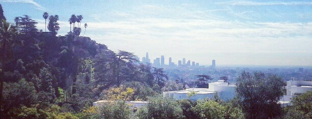Griffith Park is one of LA.