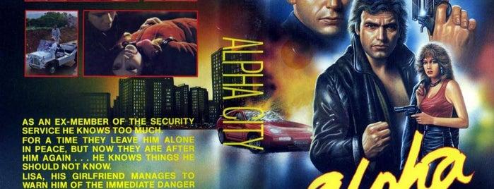 //\\ Alpha City //\\ is one of Tempat yang Disimpan Brad.