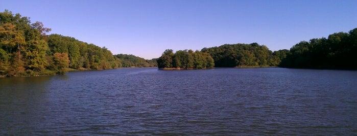 Lake Needwood is one of Tempat yang Disimpan Fatou.